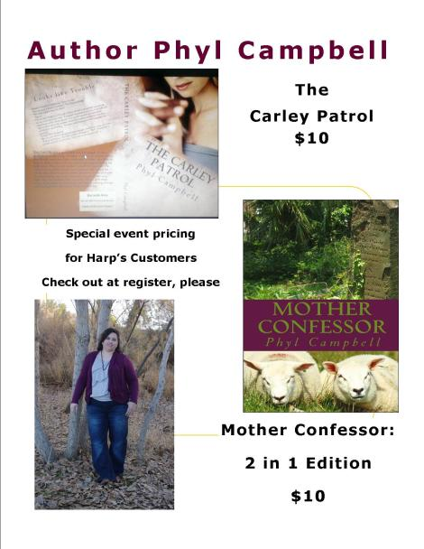 Author Flyer